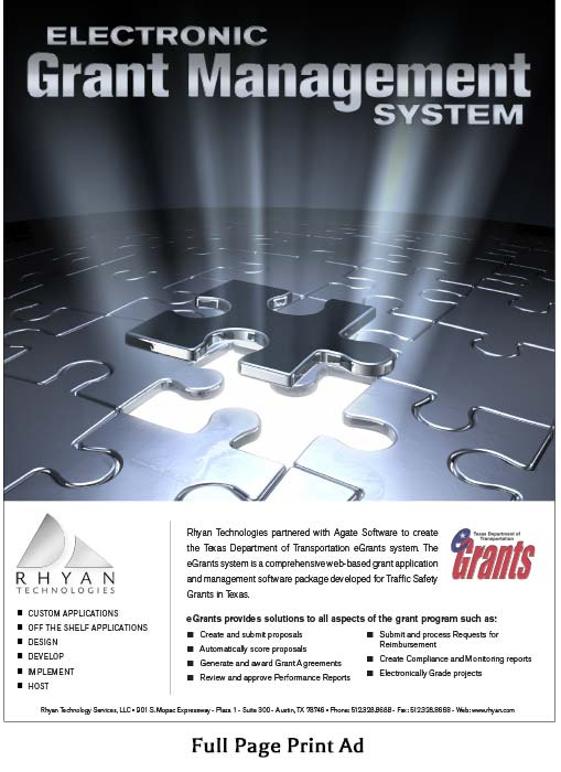 Full Page Rhyan Technologies Ad