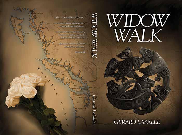 Book Cover Illustration by Randy Mott © Gar Lasalle
